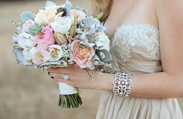 Hoa cưới vintage