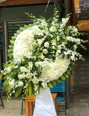 Hoa đám tang đẹp HSĐT038