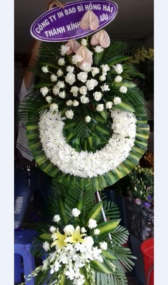 Hoa tang lễ HS003