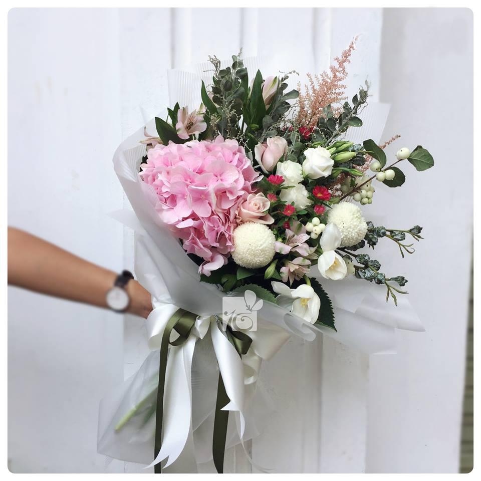 Shop hoa tươi quận Hoàng Mai Hà Nội