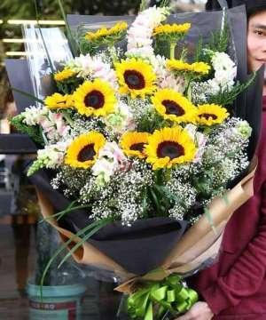 Shop hoa tươi quận Bình Tân TPHCM