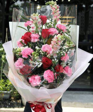Shop hoa tươi huyện Hóc Môn TPHCM