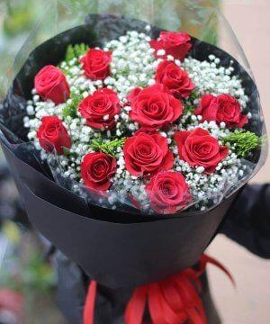 Shop hoa tươi quận Phú Nhuận TPHCM