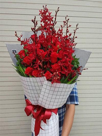 Shop hoa tươi quận 6 TPHCM