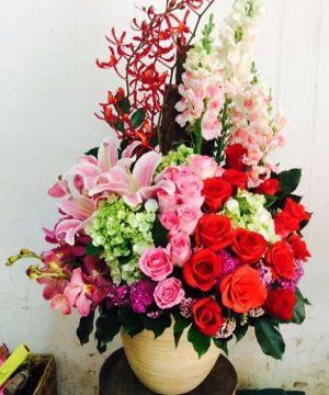 Shop hoa tươi quận Ba Đình Hà Nội
