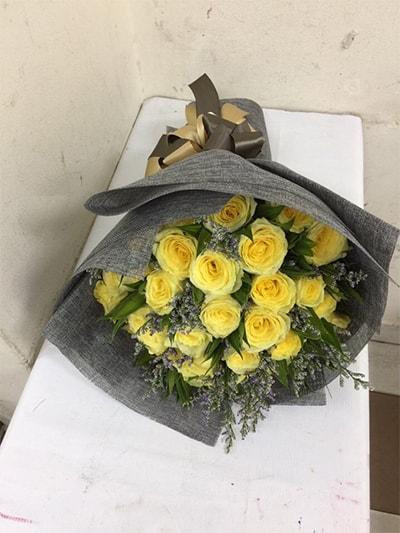 Bó hoa tươi HSB006