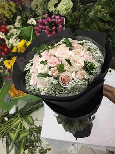 Bó hoa tươi HSB010