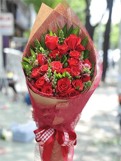 Hoa tình yêu HSY005